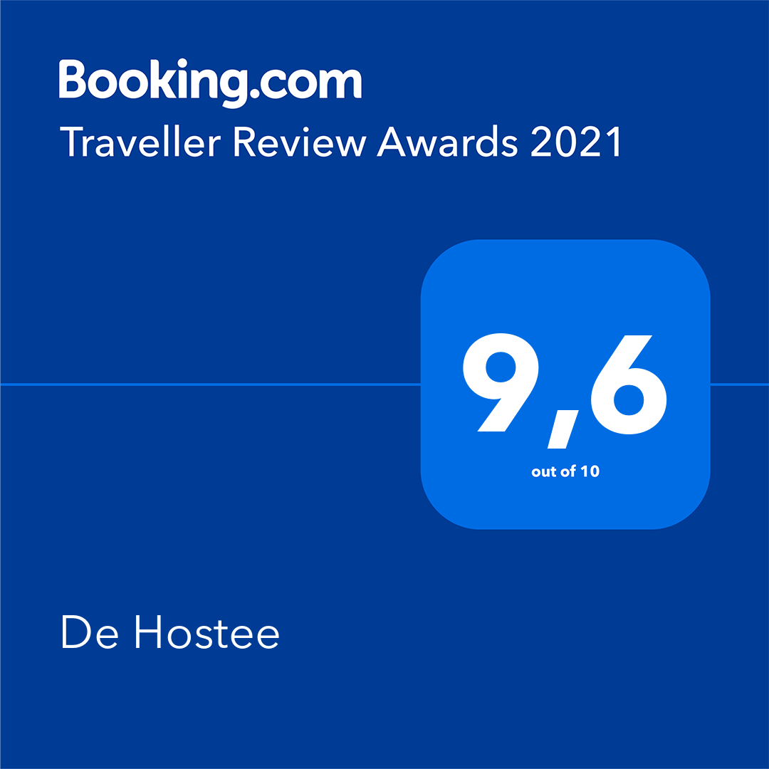 Reviews van bed en breakfast De Hostee in Stolwijk op Booking.com